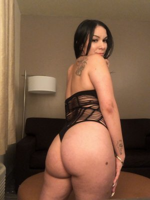 Eulalia escort girl in Thetford Mines