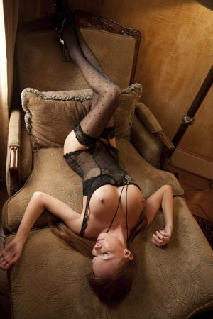 Corane redhead escort girl Lymington, UK
